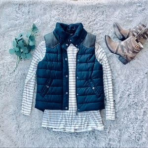 🌿 H&M Puffer Vest 🌿